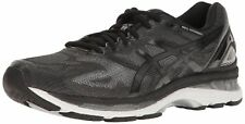 ASICS Mens Gel-Nimbus 19 Running Shoe, Black/Onyx/Silver, 8 4E US