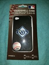 Tampa Bay Rays iPhone 4 16GB 32GB 4S 16GB 32GB 64GB Hardshell Case MLB Baseball