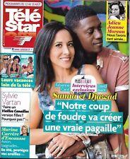 "TELE STAR N°2132 12/08/2017  CARAT & BAIOT-""PLUS BELLE LA VIE""/ MOREAU/ VARTAN"