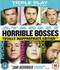 HORRIBLE BOSSES [Blu-ray & DVD] Comedy [All Regions]