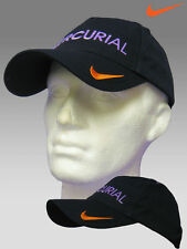 NEW Vintage Nike MERCURIAL BASEBALL CAP Navy Blue One Size Adjustable