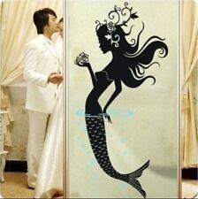 Mermaid Nature Vinyl Wall Decal Art Sticker Q12