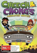Cheech And Chong's Animated Movie DVD R4