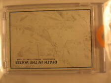 1962 Topps Civil War News Black & White Proof Card #69