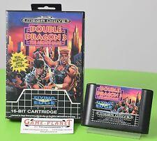 Double Dragon 3 the Arcade Game Sega Megadrive OVP colección