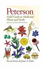 Peterson Field Guide to Medicinal Plants and Herbs of Eastern a... Free Shipping