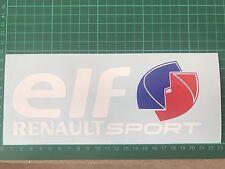 Onze Sticker Renault Sport Clio Megane 225 Turbo f1 182 172 CUP Décalque 200 mm