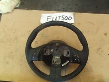 2012 FIAT 500 0.9 TURBO STEERING WHEEL WITH MULTI FUNCTION BUTTONS 61940001