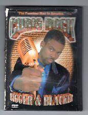 """CHRIS ROCK - BIGGER & BLACKER"" DVD. Combined Shipping On Multiple Items."
