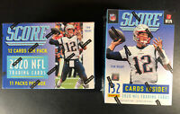 2020 NFL Panini Score Football Trading Card Blaster Box *FACTORY SEALED* Lot 2