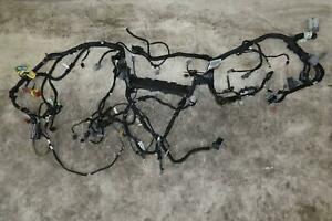 2013 LINCOLN MKT 3.5L TURBO DASHBOARD WIRING HARNESS DE9T-14401 OEM