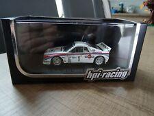 HPI-RACING 1/43 LANCIA 037 RALLY W. ROHRL WINNER MONTE CARLO 1983 N° 957