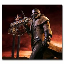 Fallout New Vegas 24x26inch Video Game Silk Poster Cool Gifts Hot