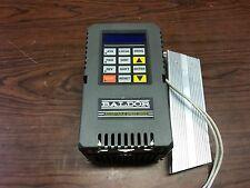 BALDOR RELIANCE ID15J203-ER 3 HP 230 VAC AC Drive With Braking Resistor