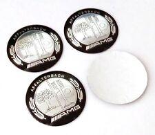 NEW 4pcs AFFALTERBACH AMG Wheel Center Hub Cap Emblem Badge decal Sticker 56.5MM