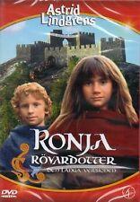 SCHWEDISCH: DVD Astrid Lindgren, Ronja Räubertochter LANGE VERSION Rövardotter
