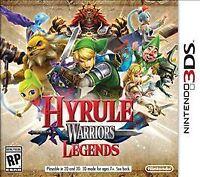 Hyrule Warriors Legends (Nintendo 3DS, 2016) CIB