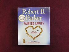 New- Painted Ladies by Robert B. Parker - Audiobook Unabridge 5.5 hours 5 Disc