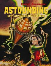The Fantasy Illustrated Astounding 50th Anniversary Pulp and Book Catalog!