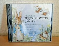 Favourite Beatrix Potter Tales CD Audiobook Read By The Stars Of Miss Potter New