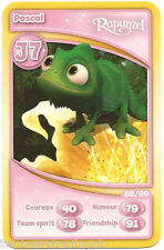 Morrisons Disney Trading Cards 2012: Pascal from Rapunzel (J7)