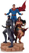 DC Designer Series 9 Inch Statue Figure - Trinity By Jason Fabok
