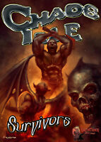 CHAOS ISLE Zombie Card Game SURVIVORS Expansion NEW!!