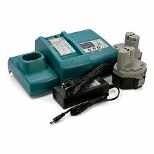 2+1 Combo 2 x 14.4V batteries +1 Charger Makita 1433 192699-A, 193158-3