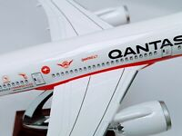 NEW QANTAS 100th ANNIVERSARY LARGE PLANE MODEL