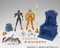 Saint Seiya Myth Cloth EX Sea Emperor Poseidon Imperial Throne Set Bandai