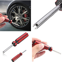 Portable Valve Stem Core Remover Tire Repair Tool Car Truck Tube Installer MI