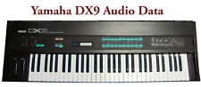Reset Sound Data: Yamaha DX9 Data - .WAV Audio Version