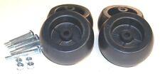 4 Pack Mower Deck Wheels Bolts RZT50 RZT54 LT1050 SLT1554 HD for 753-04856A