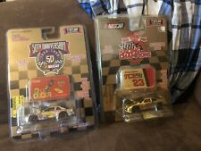 2 1998 Racing Champions Nascar Gold Terry Labonte Jimmy Slencer 1:64 Scale Ltd