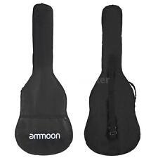 "38"" Acoustic Guitar Single Straps Padded Guitar Soft Case Gig Bag New P8D0"