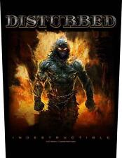 DISTURBED - Indestructible Rückenaufnäher Backpatch