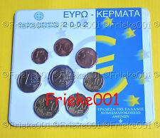 Griekenland - Grèce - 2002 BU.(KNM Uitgfte)