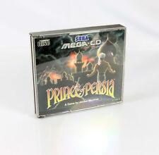 Prince of Persia ( Sega Mega CD )  * CiB * TOP *