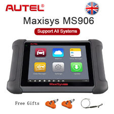 Autel MaxiSys MS906 Pro OBD2 Diagnostic Scanner Car Code Reader ECU Coding MV108