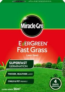 Miracle-Gro Fast Grass Seed 1.6kg