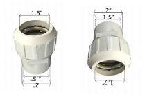 CMP 1.5in. Copper to 2 in. / 1.5in. PVC Adapter 21098-150-000-2 Pack