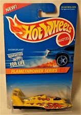 Hot Wheels Flamethrower series #2/4 Hydroplane collector #385