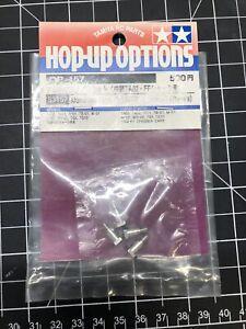 Tamiya 53157 Aluminum King Pins TA02 TA03 FF01 TB01 TG10 OP-157 Vintage RC