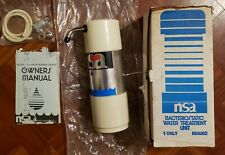 NSA UNDER THE COUNTER BACTERIOSTATIC WATER TREATMENT UNIT 100S