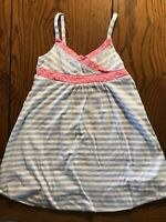 Janie and Jack Beneath the Sea Bubble Dress Girls Striped/Polka Dot 18-24 Months