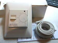 INFLOOR Heating Systems Floor Sensing T-Stat (240V) Part No. 29003 Denmark