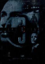 THE X FILES Stagione Tre BOX 7 DVD (Edizione da Collezione) Ottime Condizioni