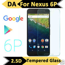 Tempered glass screen protector scratch guard for LG Nexus 6P