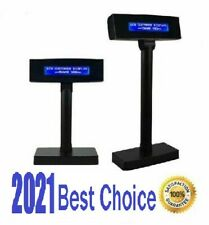 Best Pole Display Usb Port Black Durable Pole Display Usb For Posiflexhpibm