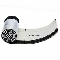 Insulated Heat Shield Hose Sleeve Wire Wrap Tube Fittings Accessory Replacement